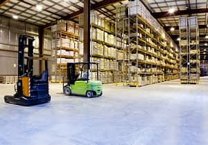 Processing Plants & Warehousing